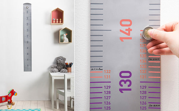 Peleg Design | Grow Up Height Measurement Ruler