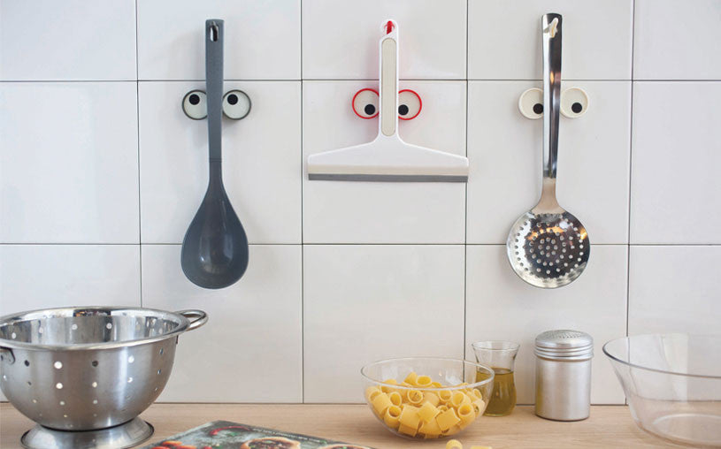 Peleg Design | Look Hook | Utensil Holder