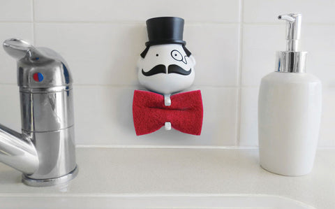 Peleg Design | Mr. Sponge Holder
