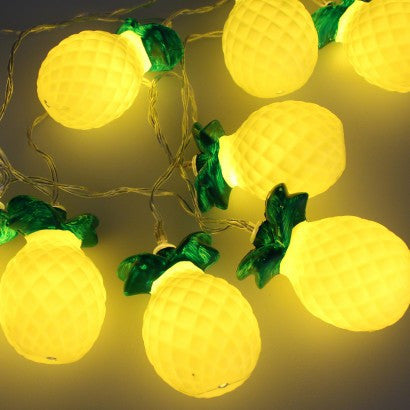 Temerity Jones | Pineapple String Lights
