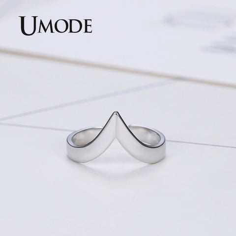 Women Fashionable Geometric Adjustable Sterling 925 Silver Open Rings for Wedding Bridals Female Date Jewelry Gift ULR0313