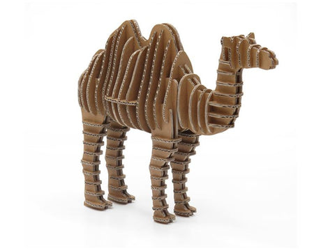 Crembo Card Board Camel 3D  puzzle