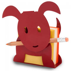 Artori Design | Ringo Puppy Memo Red Paper Holder