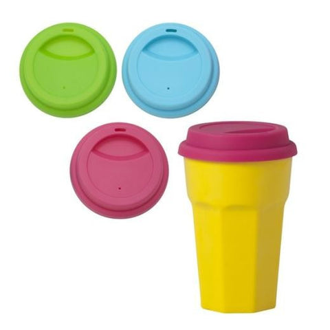 Rice DK Melamine Latte Cup Silicone Lid