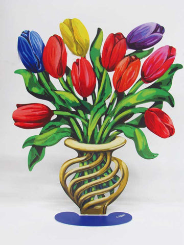 David Gerstein | Tulip Vase Large