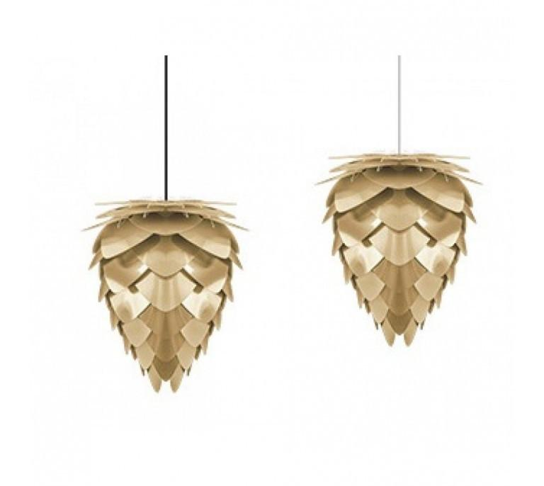 Vita Lighting | Conia Brushed Brass Large Lamp Shade