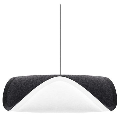 Vita Lighting | Sine Felt Grey Lampshade