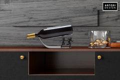Artori Design | 'Wine for your life' Bottle holder