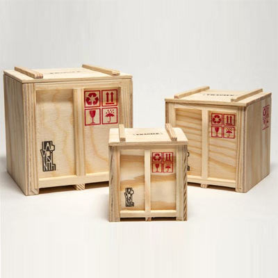 Labyrinth | Inbox Mini Cargo Crates