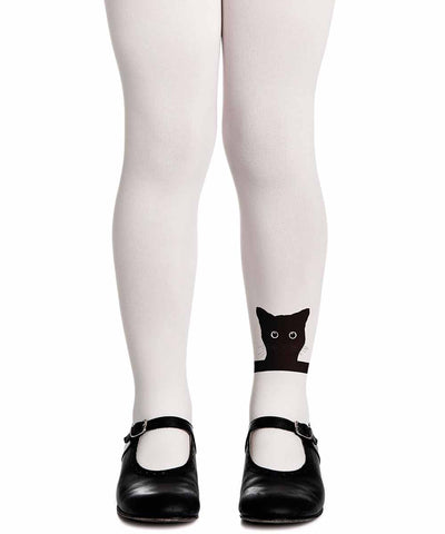 Zohara Opaque Miyahoo Kids Print Tights