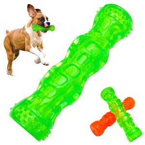 Interactive Rubber Dog Toys