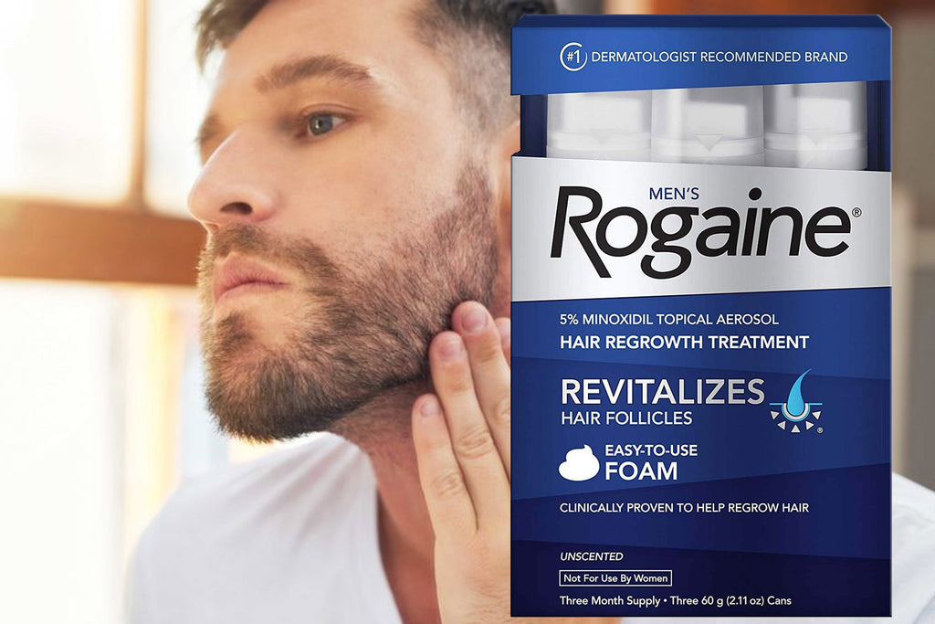 How to use Minoxidile for beard growth