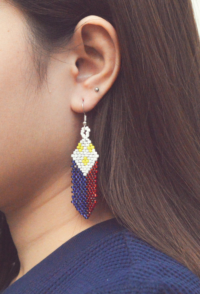 Klung Kalayaan Earrings