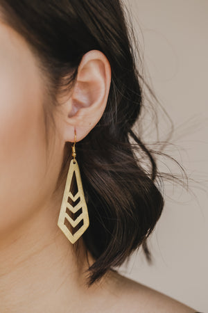 Silang K'daw Sunray Earrings