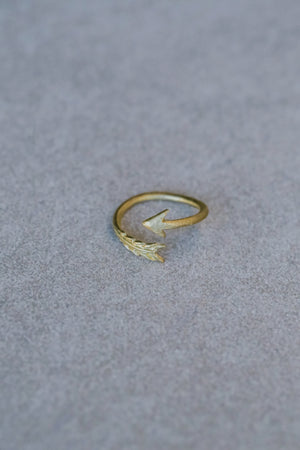 Hanak Arrow Ring