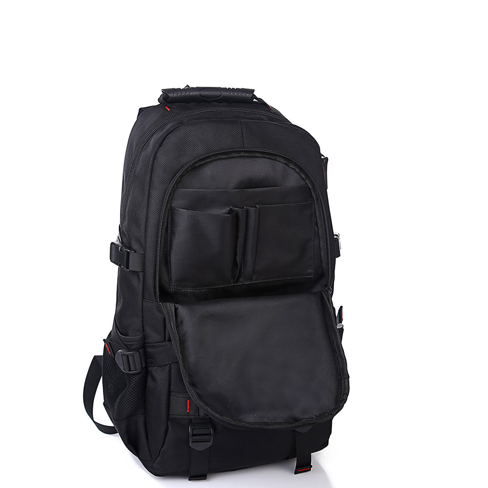 Backpack for hiking and fishing 35L