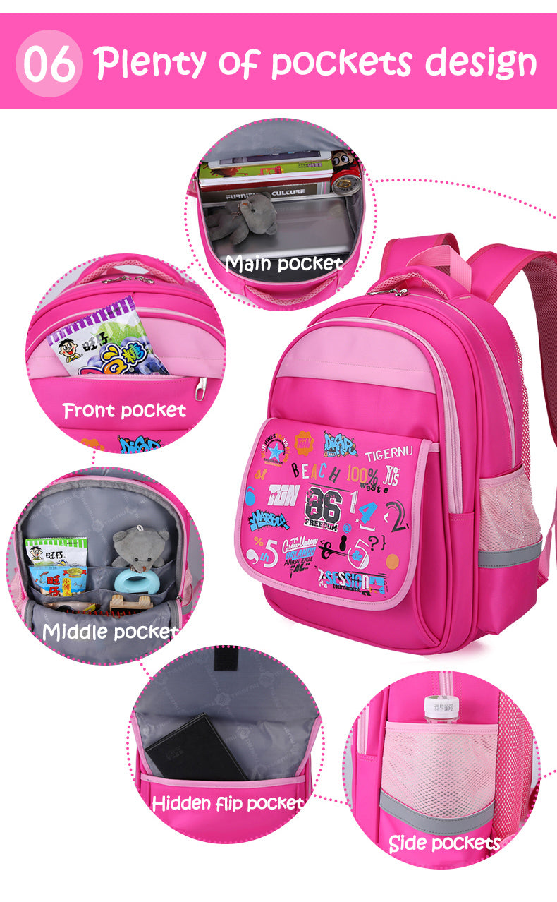 Tigernu Kids Backpack for School