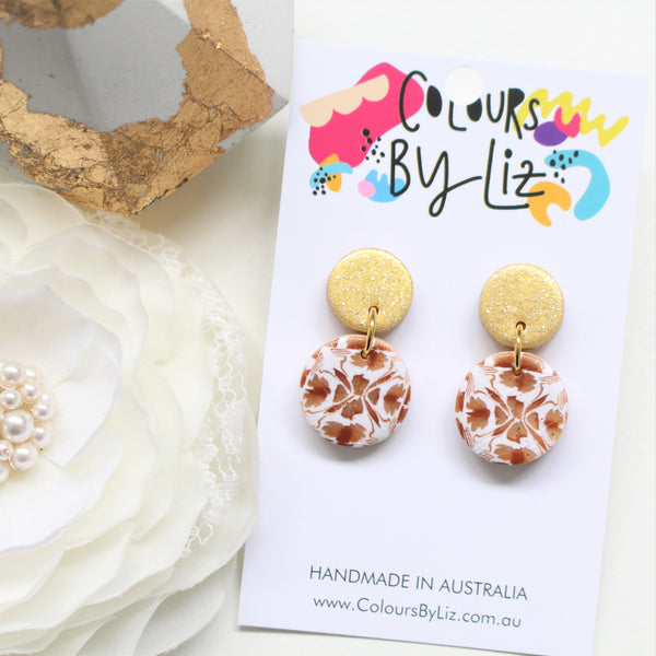 CHRISTMAS MAGIC - Mini Roundee Dangles