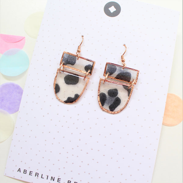ABERLINE BELLE DESIGNS - Duo dangles