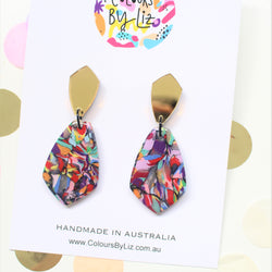 KALEIDOSCOPE - Geometric Dangles