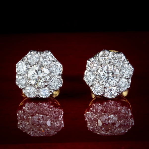 Antique Diamond Earrings: Styles, Stones and Sparkle