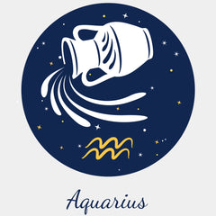Aquarius Sign - The Water Carrier