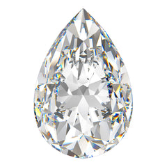 Pear Brilliant Cut - Antique Jewellery Online
