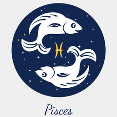 Pisces Sign - The Fish