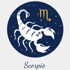 Scorpio Sign - The Scorpion
