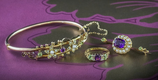 Suffragette Jewellery