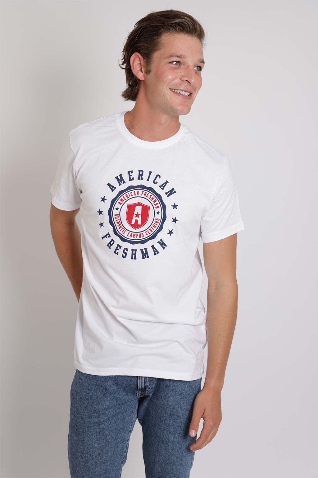 Charlie XLarge Front T Shirt