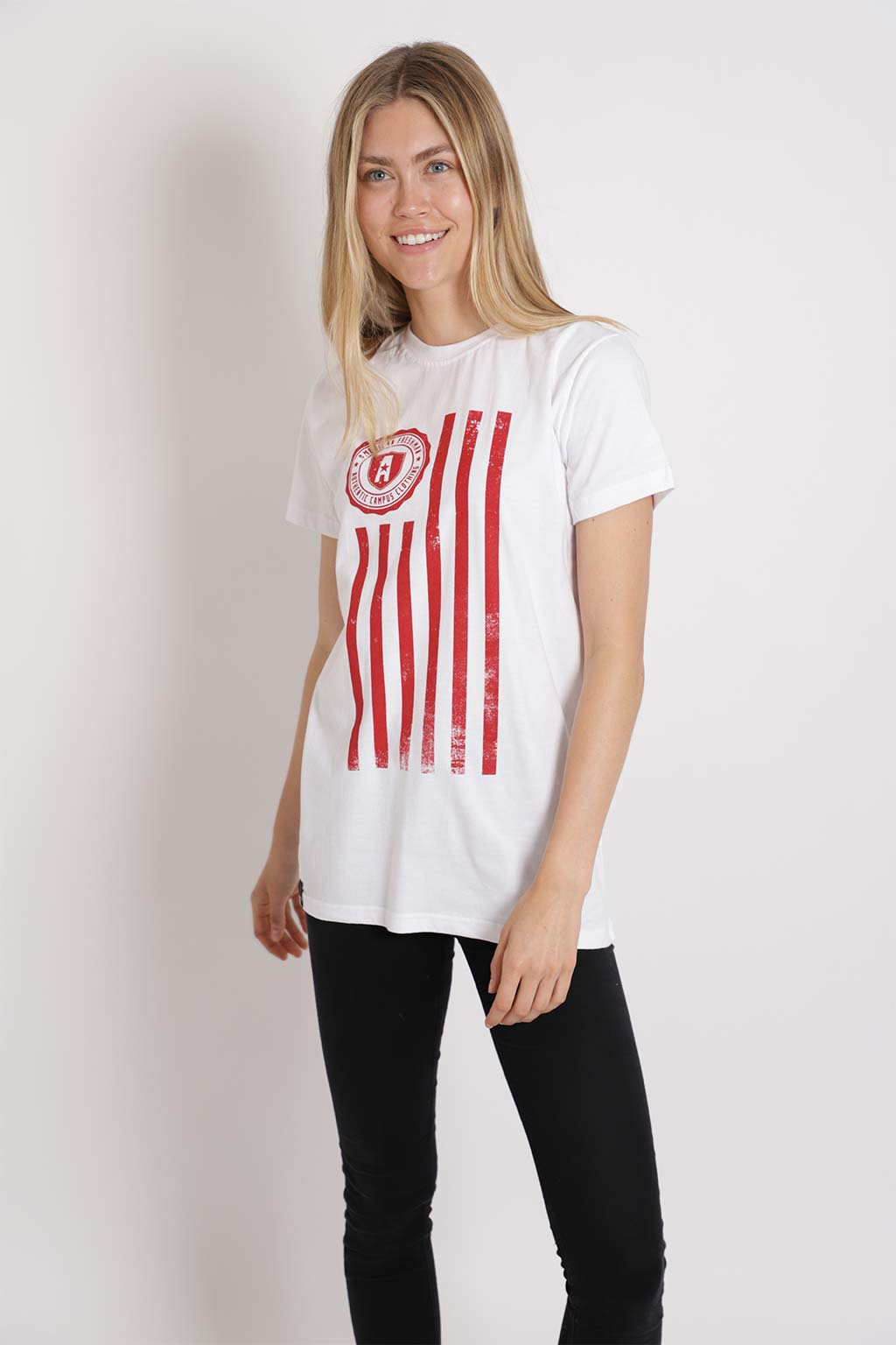 Katy Small Front T Shirt
