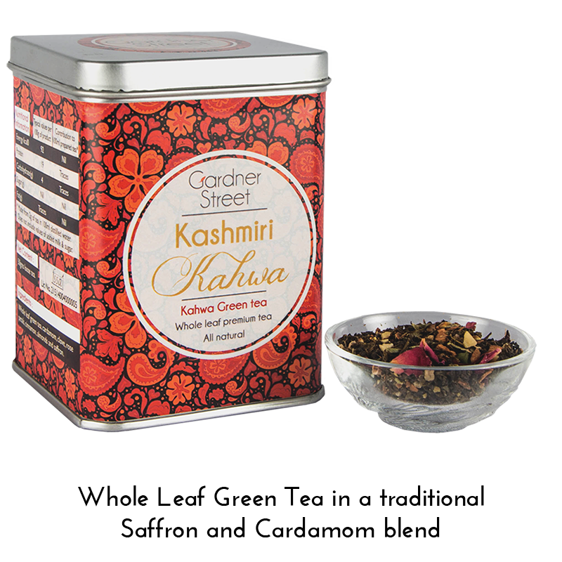 Kashmiri Kahwa + Free Infuser worth ₹200