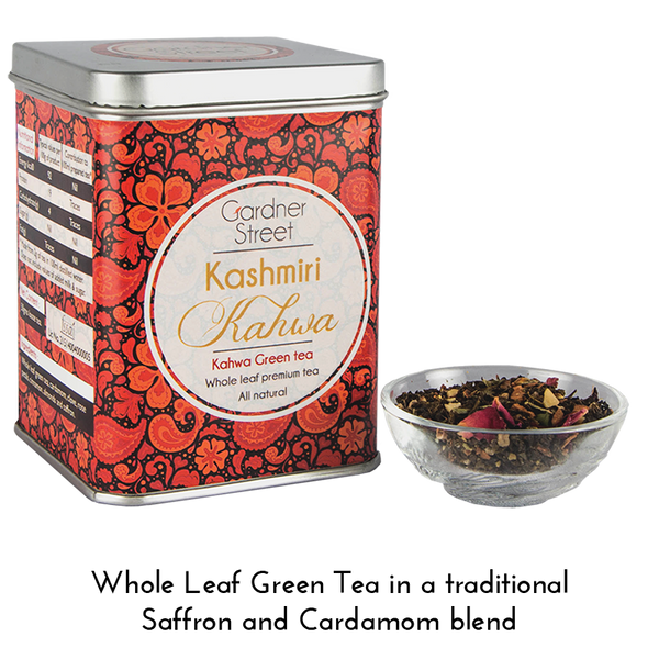 Kashmiri Kahwa - 50g of Loose Leaf Tea
