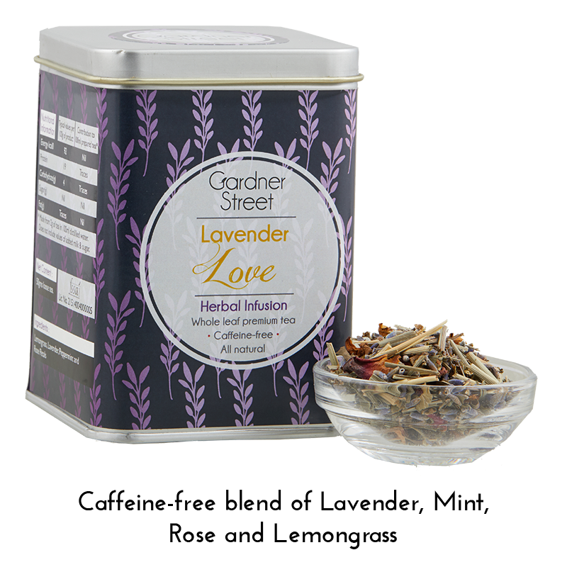 Lavender Love + Free Infuser worth ₹200