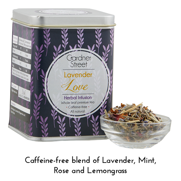 Lavender Love - 50g Loose Leaf Tea