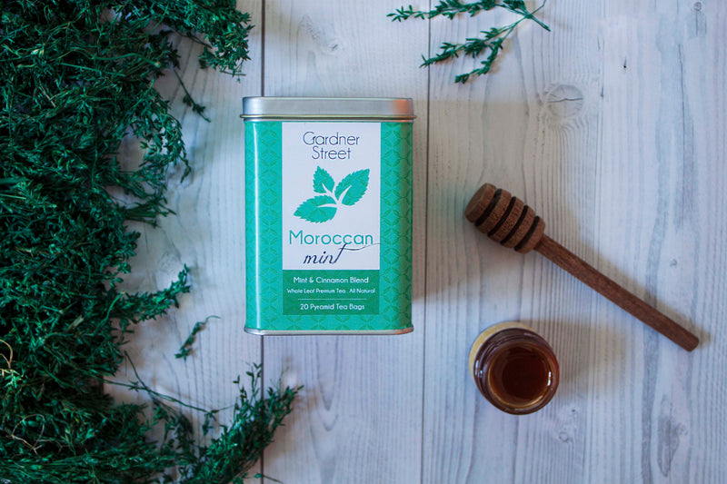 Moroccan Mint - 50 grams loose leaf tea