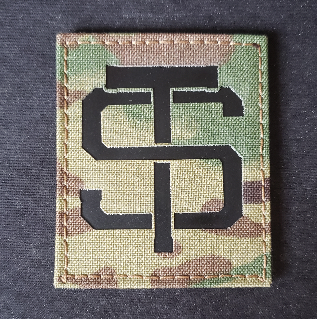ST Lazercut Patch