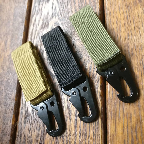 Molle/Belt HK Style hooks *Add-on only*