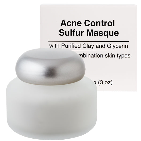Acne Control Sulfur Mask