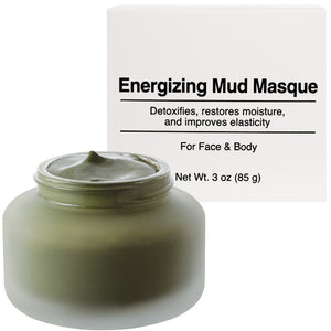 Energizing Mud Masque