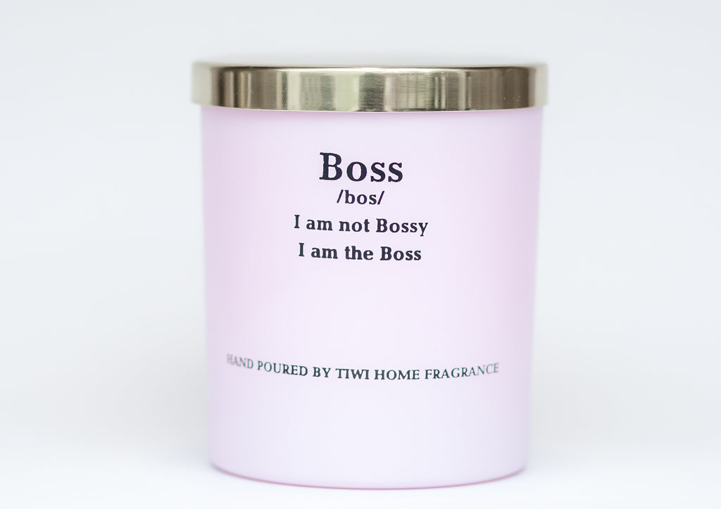 TIWI Pink Collection (Cocktail Inspired Fragrances) - Boss