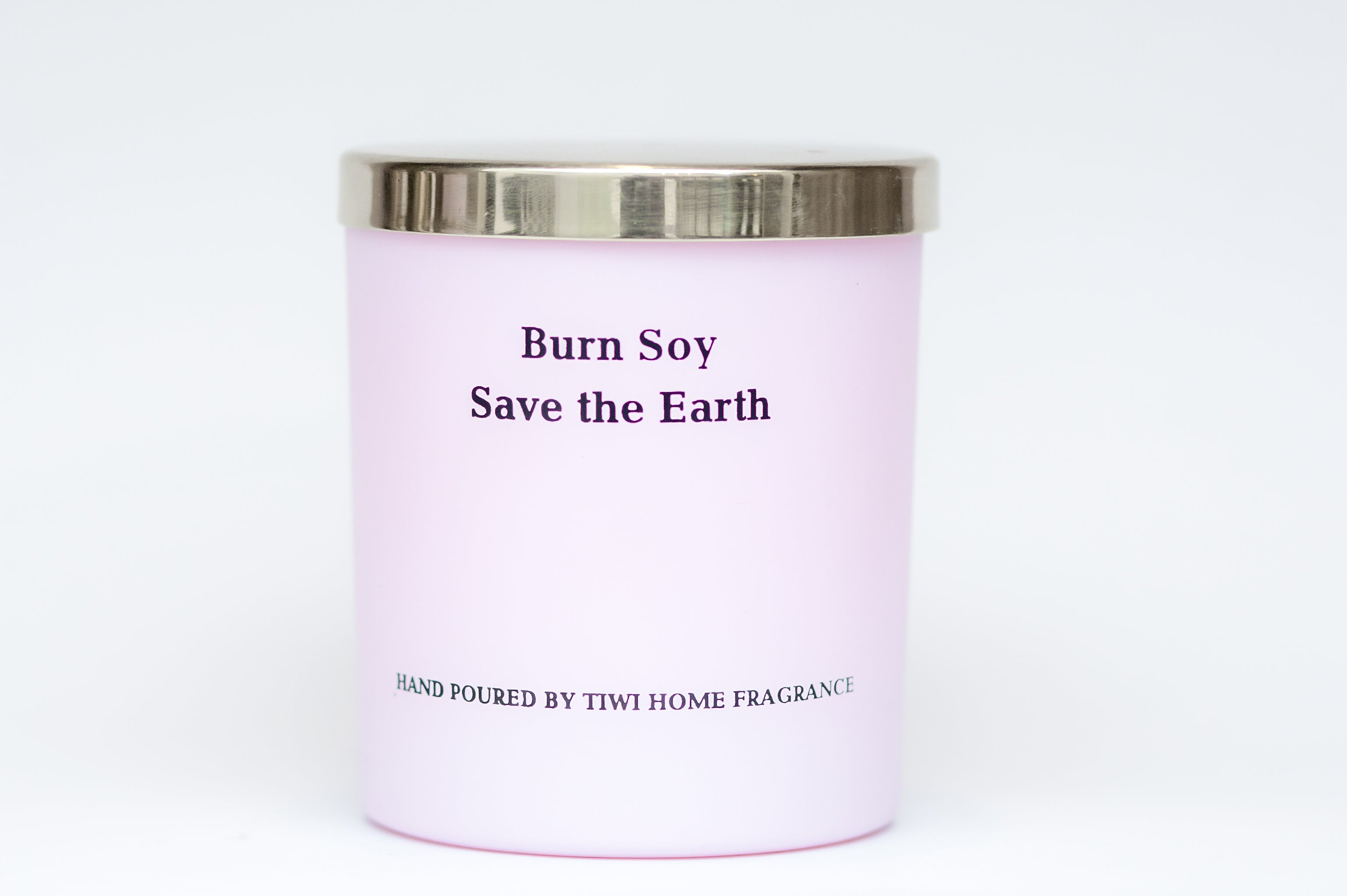 TIWI Pink & Grey Collection (Cocktail Inspired Fragrances) - Burn Soy Save The Earth