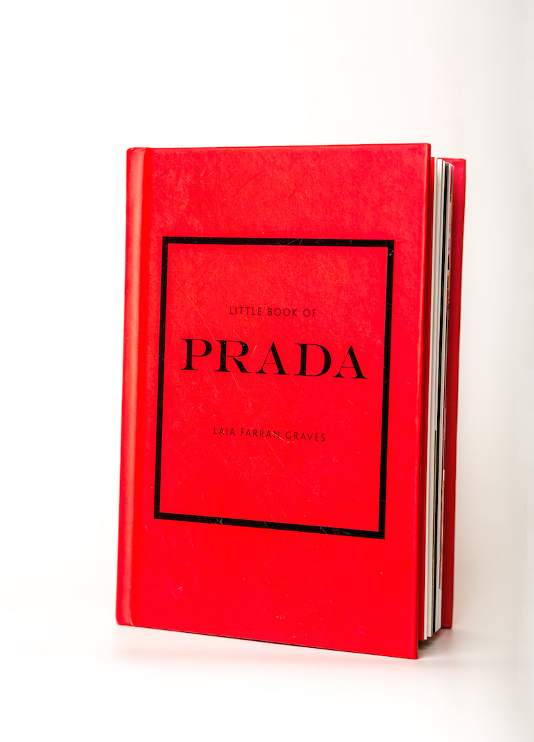 The Little Book of Prada - A Decorative Book