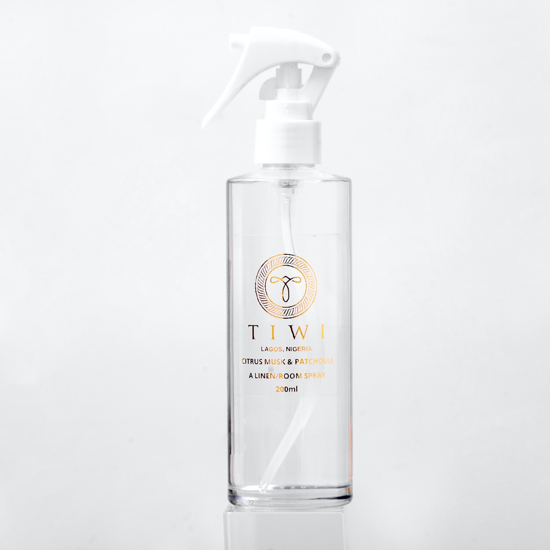TIWI Citrus Musk & Patchouli Linen/Room Spray