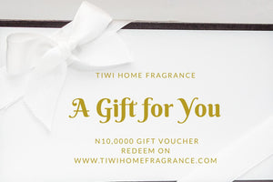 A Gift For You -  Gift Voucher