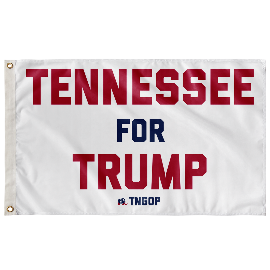 Tennessee For Trump TNGOP - 4' x 3' Flag