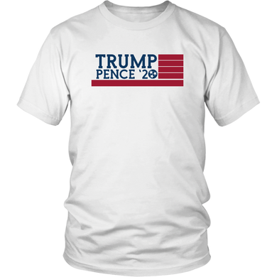 Trump Pence '20 Tennessee Flag - Unisex Shirt