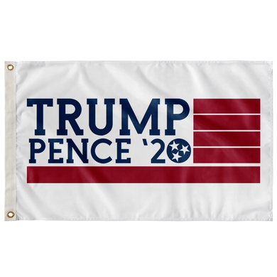 Trump Pence '20 Tennessee Flag - 3' x 4' Flag