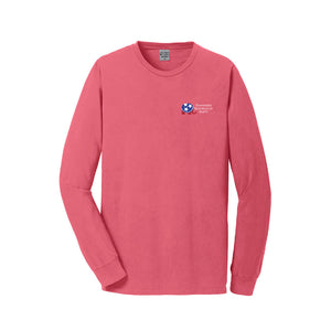 Port & Company - Pigment-Dyed Long Sleeve Tee